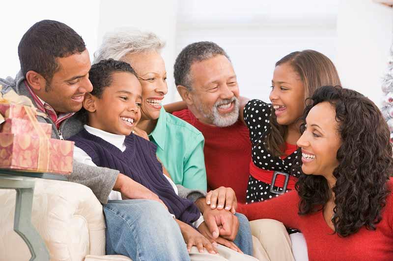 babysitting grandchildren